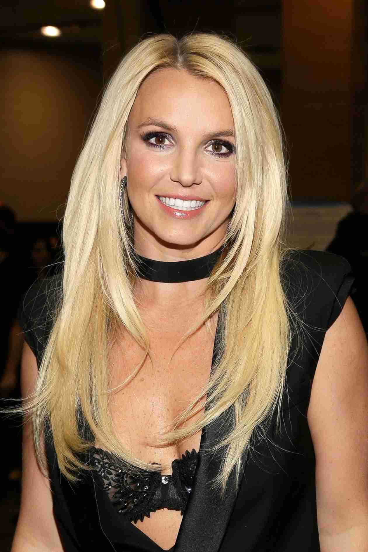 Britney Spears Now Has Dark Brown Hair — Better Brunette or Blonde? (PHOTO)