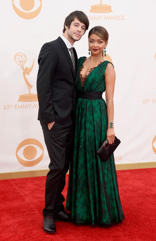 How Long Has Modern Family's Sarah Hyland Been With Boyfriend Matt Prokop?
