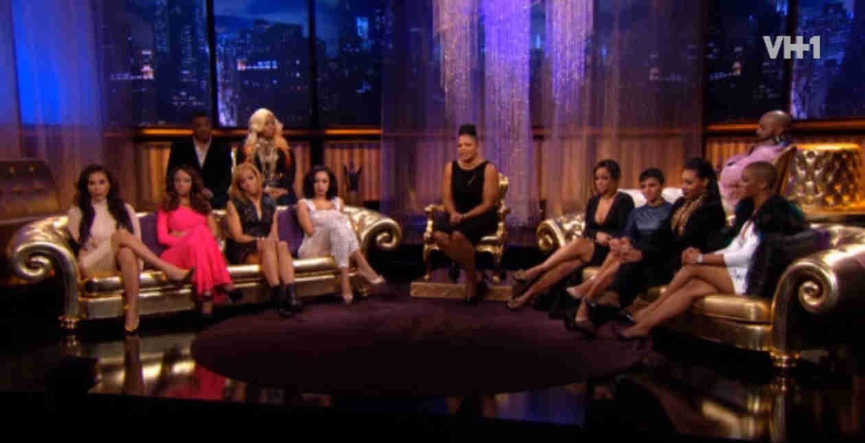 Where Was K. Michelle During the Love & Hip Hop Season 4 Reunion Special? (VIDEO)