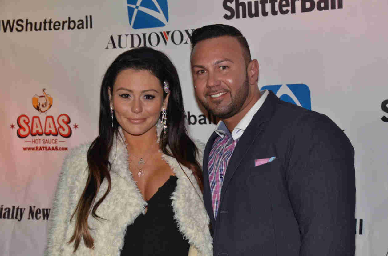 What Will JWOWW and Roger Name Their Daughter? They Have Some Choices! — Exclusive