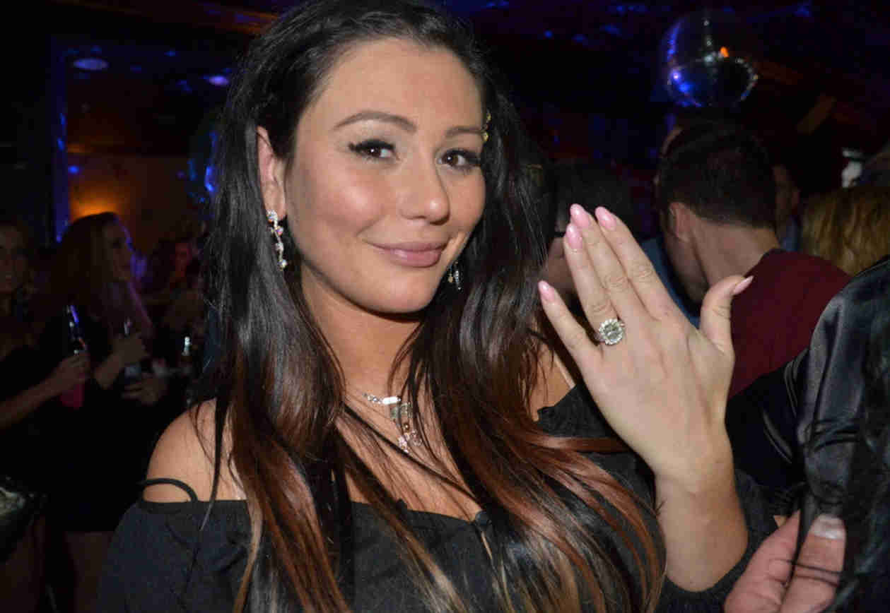What's JWOWW's Biggest Pregnancy Craving? — Exclusive!