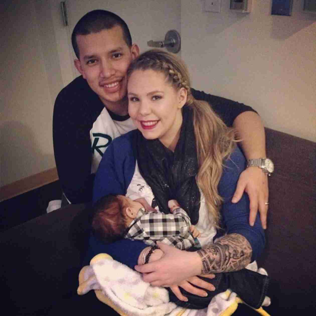 Kailyn Lowry's Son Lincoln Turns 3 Months Old!