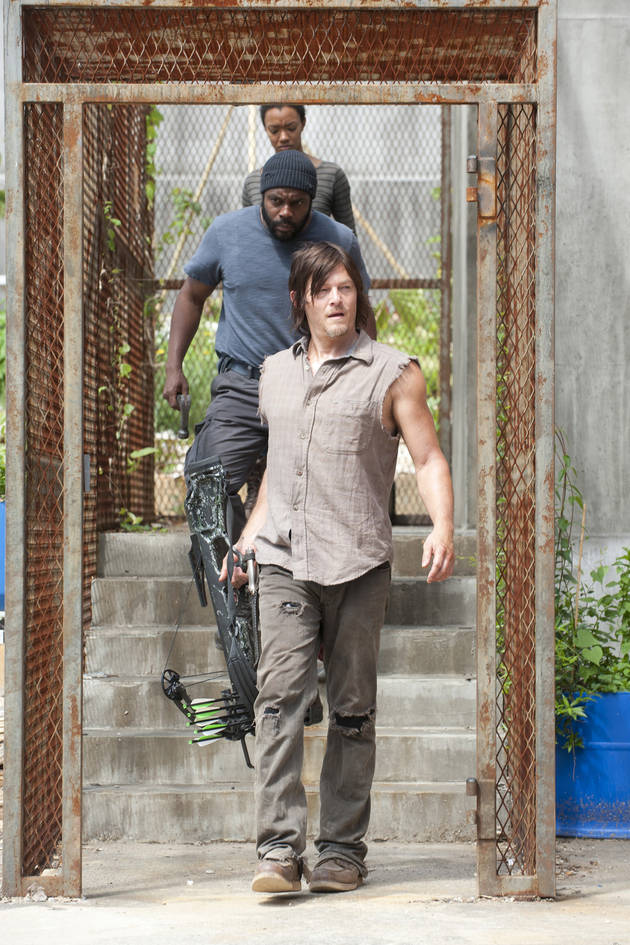 "The Walking Dead Season 4 Spoilers: What Happens in Episode 10, ""Inmates""?"