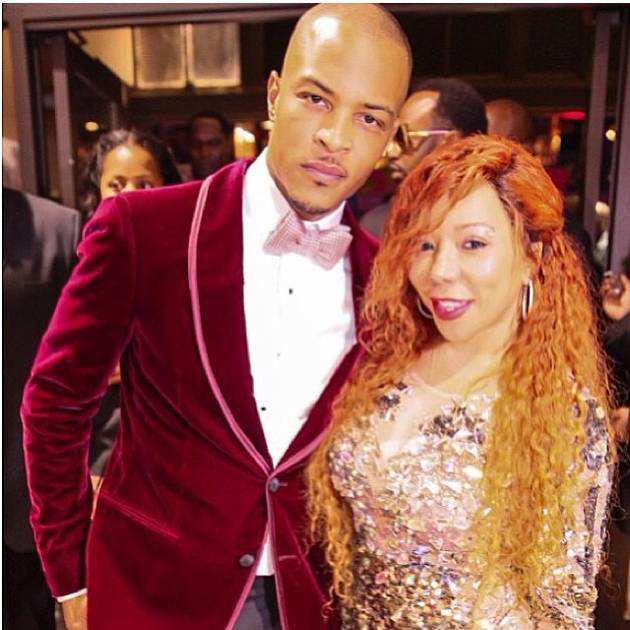 T.I. Tells Tiny to Tone Down Baring Her Body Online! (PHOTOS)