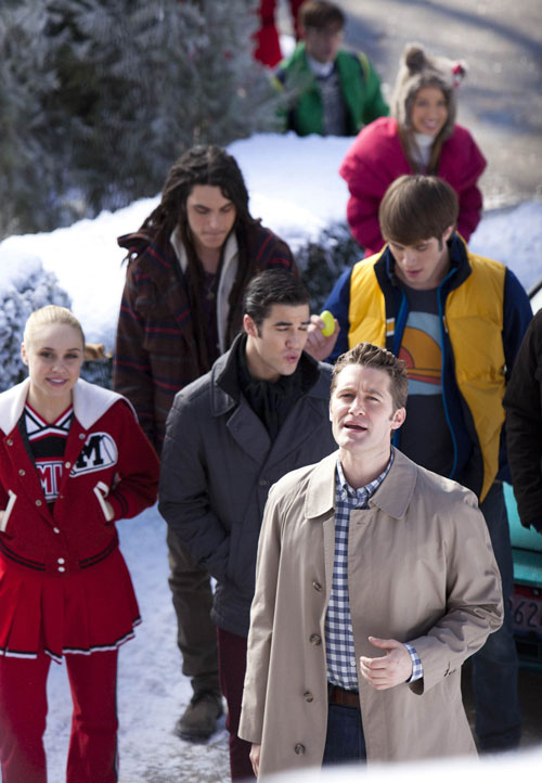 Glee Season 5: [Spoiler] and [Spoiler] Expecting a Baby — Confirmed!