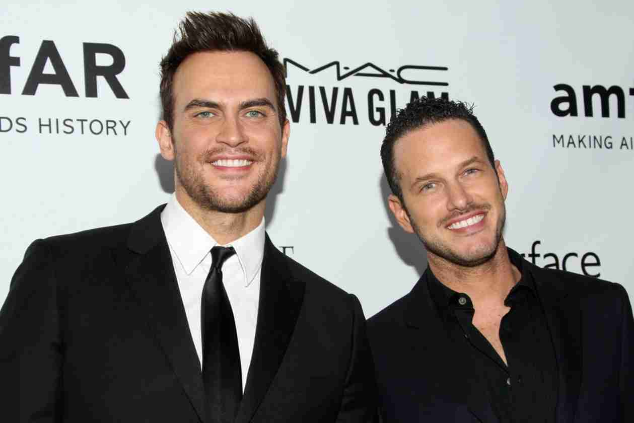 Cheyenne Jackson Engaged — Six Months After His Divorce!