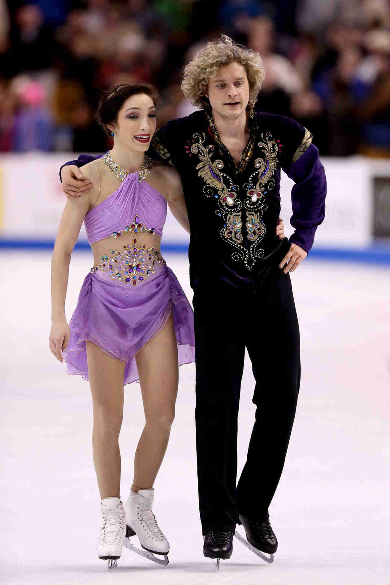 Olympic Skaters Meryl Davis and Charlie White: How Long Have They Been Partners?