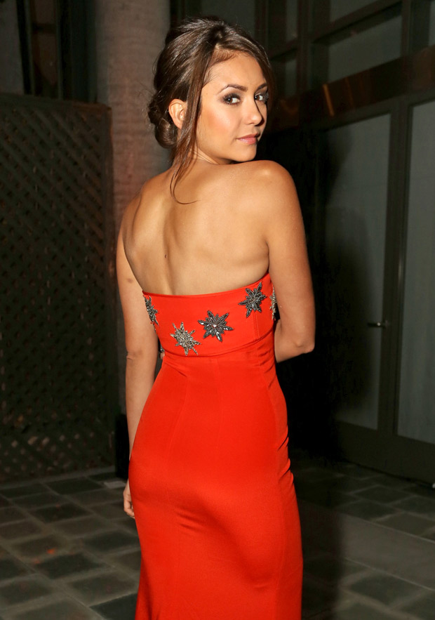 "Nina Dobrev Has a ""Beautiful Night"" With WHO? (PHOTO)"