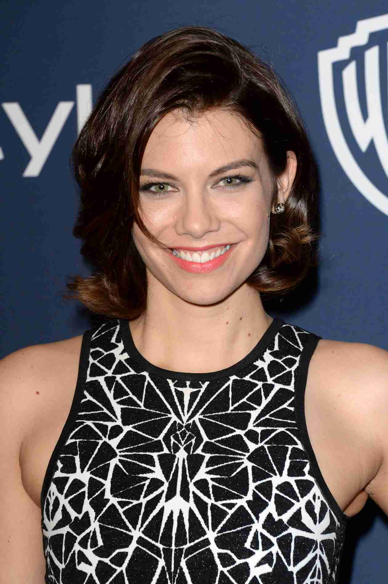 Lauren Cohan Tells Arsenio Hall About Hiding From Fans — She Pretended to Be Russian! (VIDEO)