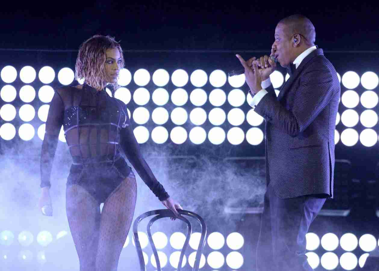 Find Out What Jay Z Got Beyoncé for Valentine's Day!