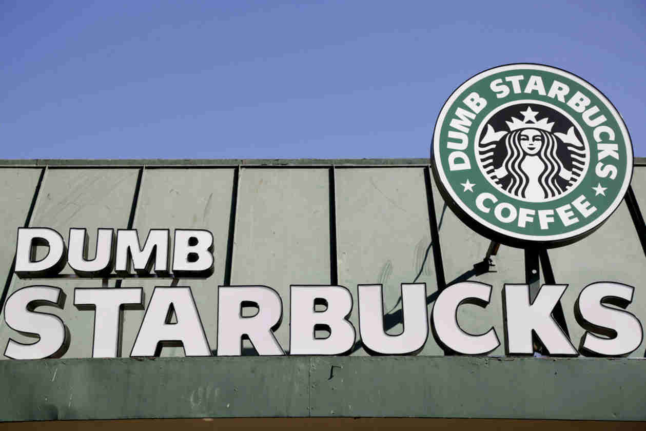 Dumb Starbucks Coffeeshop Revealed as Stunt by Comedy Central's Nathan Fielder