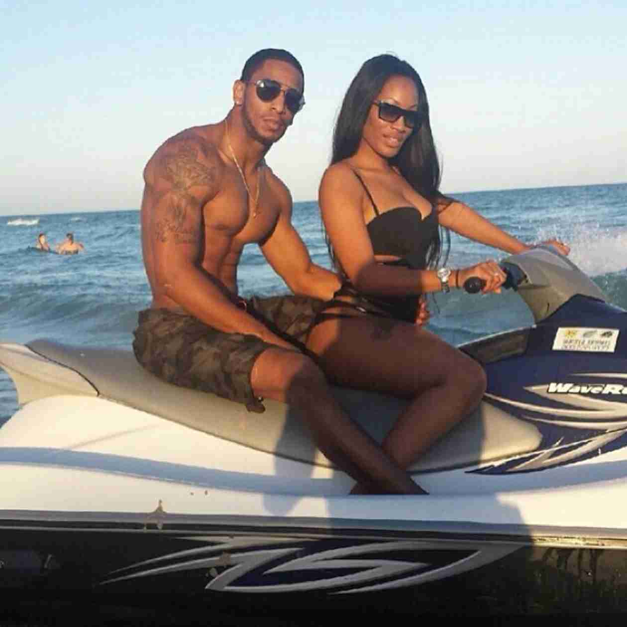 Did Erica Dixon Break Up With Her Model Boyfriend O'Shea Russell? (PHOTO)