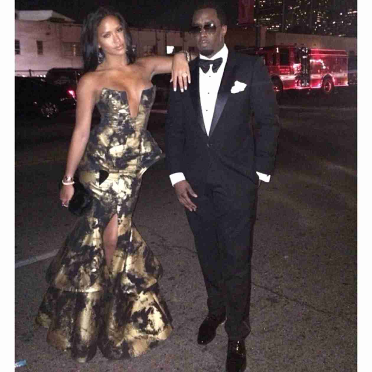 Did Diddy Pop the Question to Cassie Ventura? See Ring in New Photo! (PHOTOS)