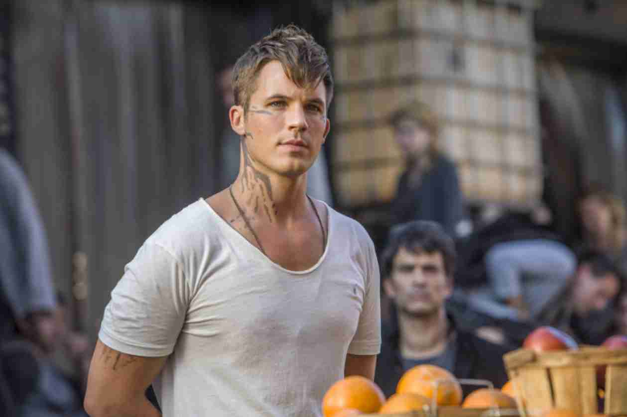 Star-Crossed's Roman, Matt Lanter: What Else Has He Been In?