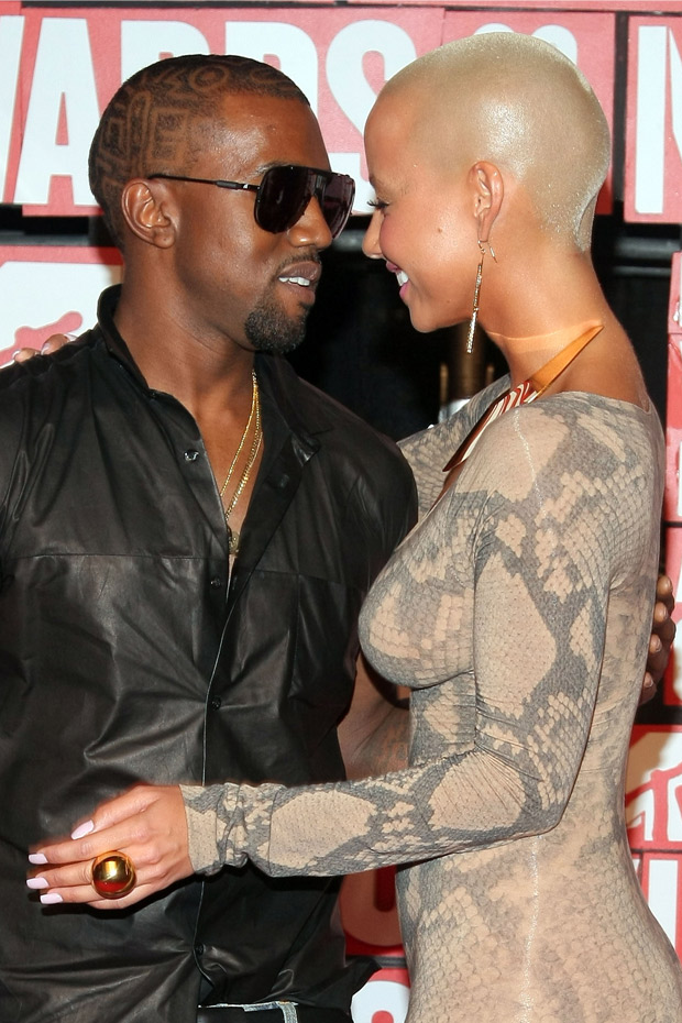 Kanye West's Model Ex, Amber Rose, Reveals Her Favorite Glee Guy — It's…