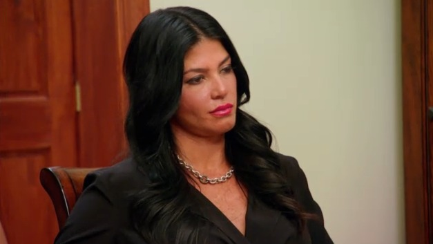 Renee's Rehash: The Mob Wives Star Clears The Air on Season 4, Episode 11