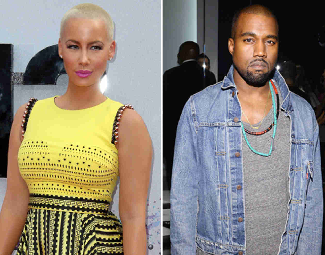 "Amber Rose Is Not a Fan of Kanye West's ""Drunk in Love"" Remix"