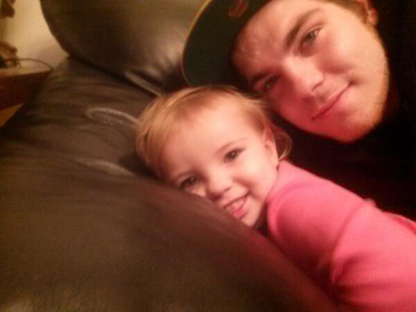 Alexandria Sekella's Baby Daddy Matt McCann Visits Arabella!
