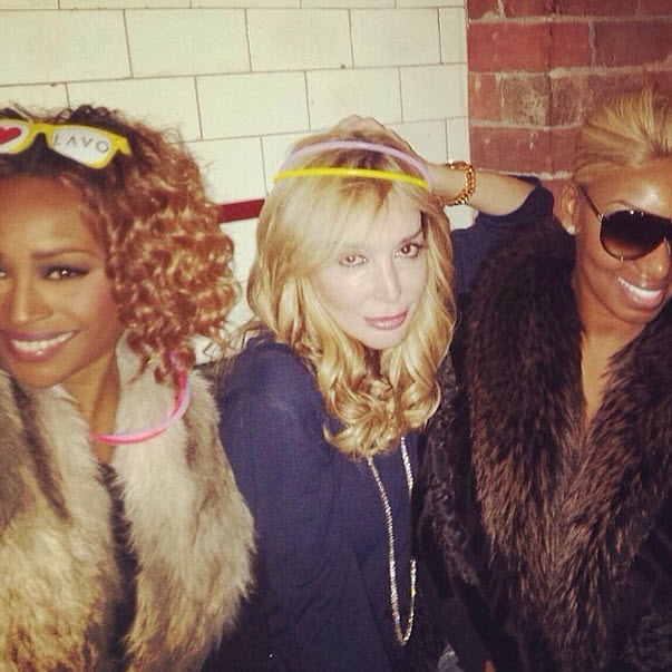 Cynthia Bailey Celebrates Her Birthday With NeNe Leakes and RHOM's Marysol Patton! (PHOTO)
