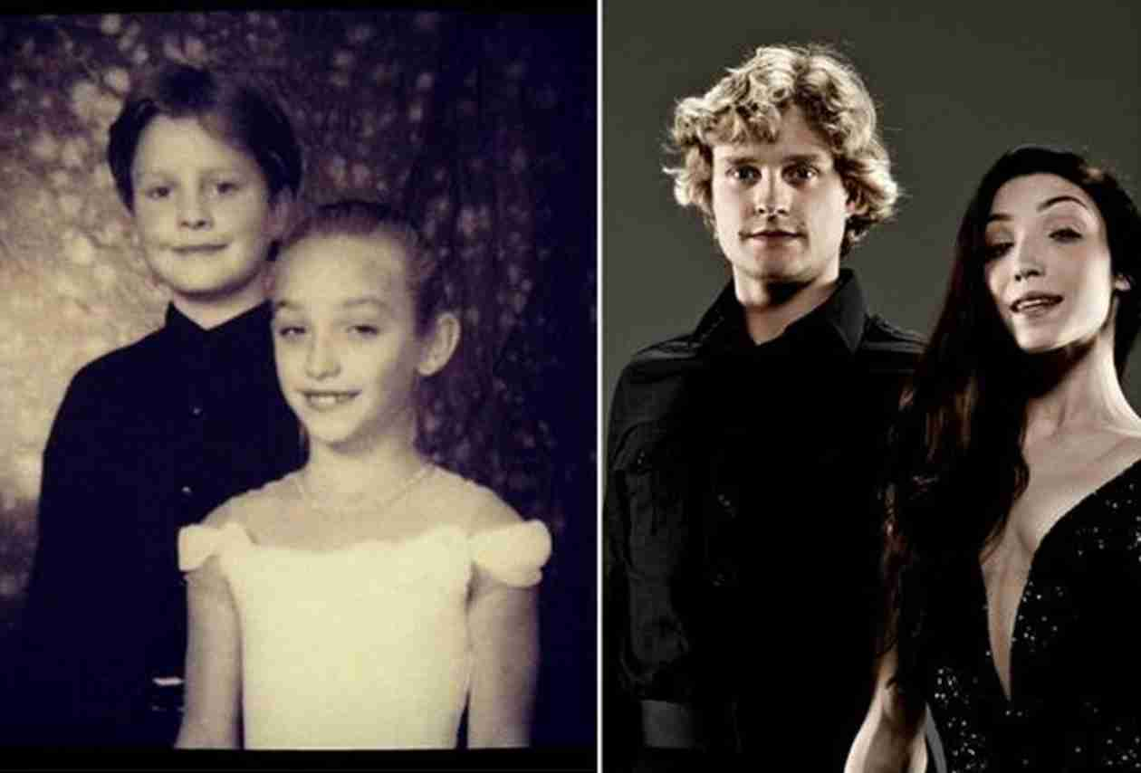 Charlie White and Meryl Davis: See the Figure Skating Stars Then and Now!