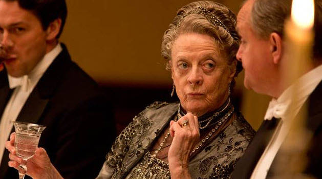 Downton Abbey Season 4: Does the Dowager Countess Die?