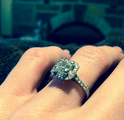THIS Reality Star Is Getting Married Next Month — Check Out Her Ring!