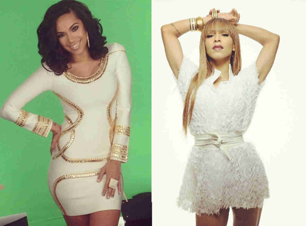 Are Amina Buddafly and Erica Mena Friends? (PHOTOS)