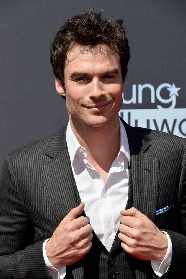 Ian Somerhalder Is a Proud Grandpa — Get Ready to Swoon (PHOTO)