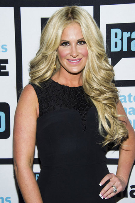 Kim Zolciak Goes Makeup Free in New Pic — How Does She Look? (PHOTO)