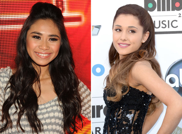 "Watch Jessica Sanchez's Stripped-Down Cover of Ariana Grande's ""Tattooed Heart"" (VIDEO)"