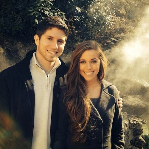 19 and Counting Star Jessa Duggar Waiting to Kiss Her Boyfriend Until Her Wedding Night