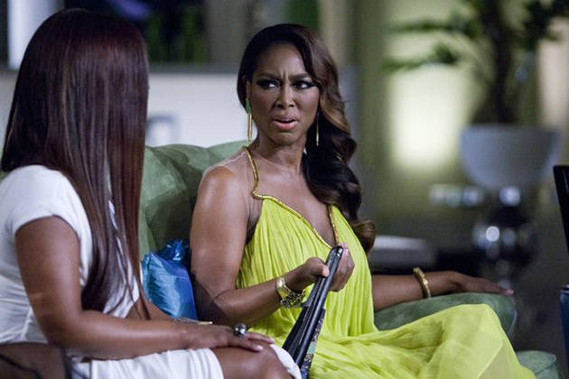 "Kenya Moore on Phaedra Parks's Alleged S&M Habit: ""I Think There's Some Truth to It"""