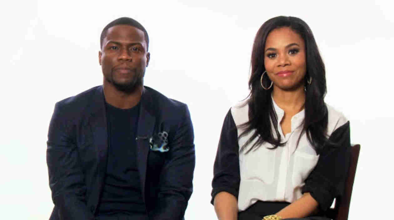 Kevin Hart and Regina Hall Dish Out Love Advice For MTV's Love Sucks Saturday (EXCLUSIVE VIDEO)