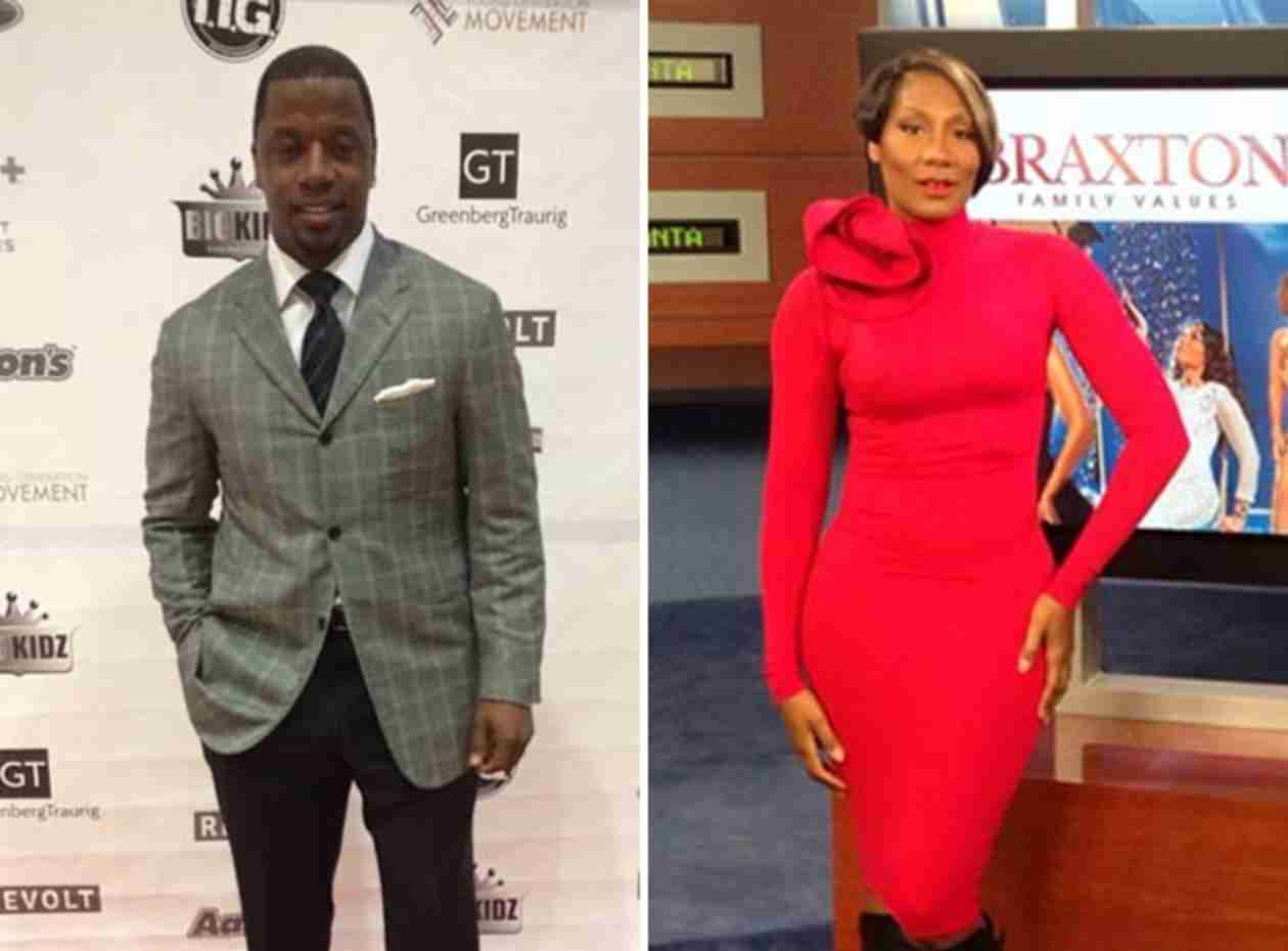"Kordell Stewart Breaks His Silence on Towanda Braxton Rumors: ""We're Not Dating!"""