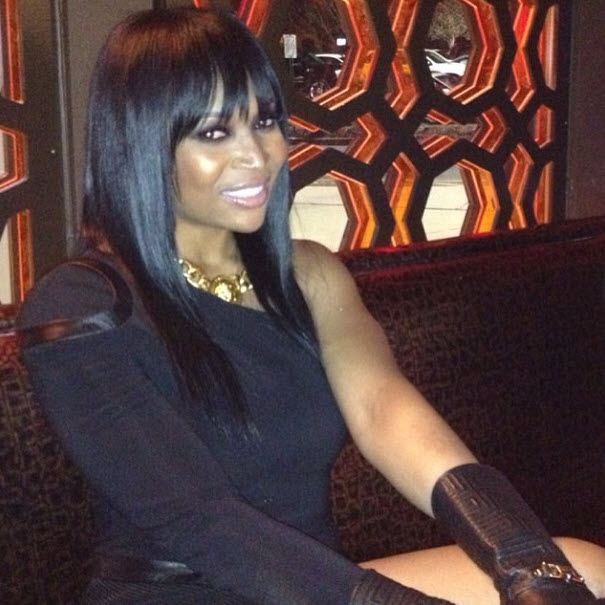 Marlo Hampton's Throwback Thursday Pic: You Won't Even Recognize Her! (PHOTO)