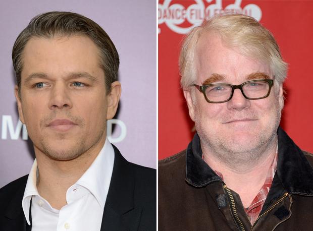 Matt Damon Talks About the Last Time He Saw Philip Seymour Hoffman