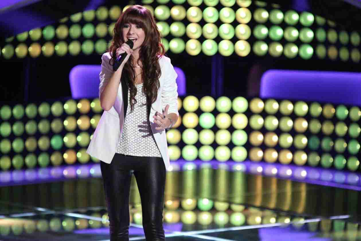 Watch Christina Grimmie Sing on The Voice 2014 Season 6 Blind Auditions February 24, 2014  (VIDEO)