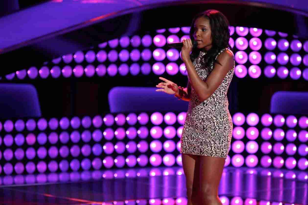 Watch Deja Hall Sing on The Voice 2014 Season 6 Blind Auditions February 25, 2014  (VIDEO)
