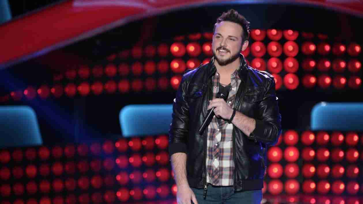 Watch Jeremy Briggs Sing on The Voice 2014 Season 6 Blind Auditions February 24, 2014  (VIDEO)