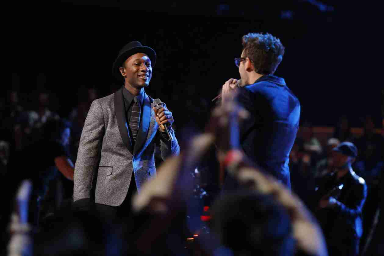 The Voice Season 6: Adam Levine Nabs Aloe Blacc as His Mentor