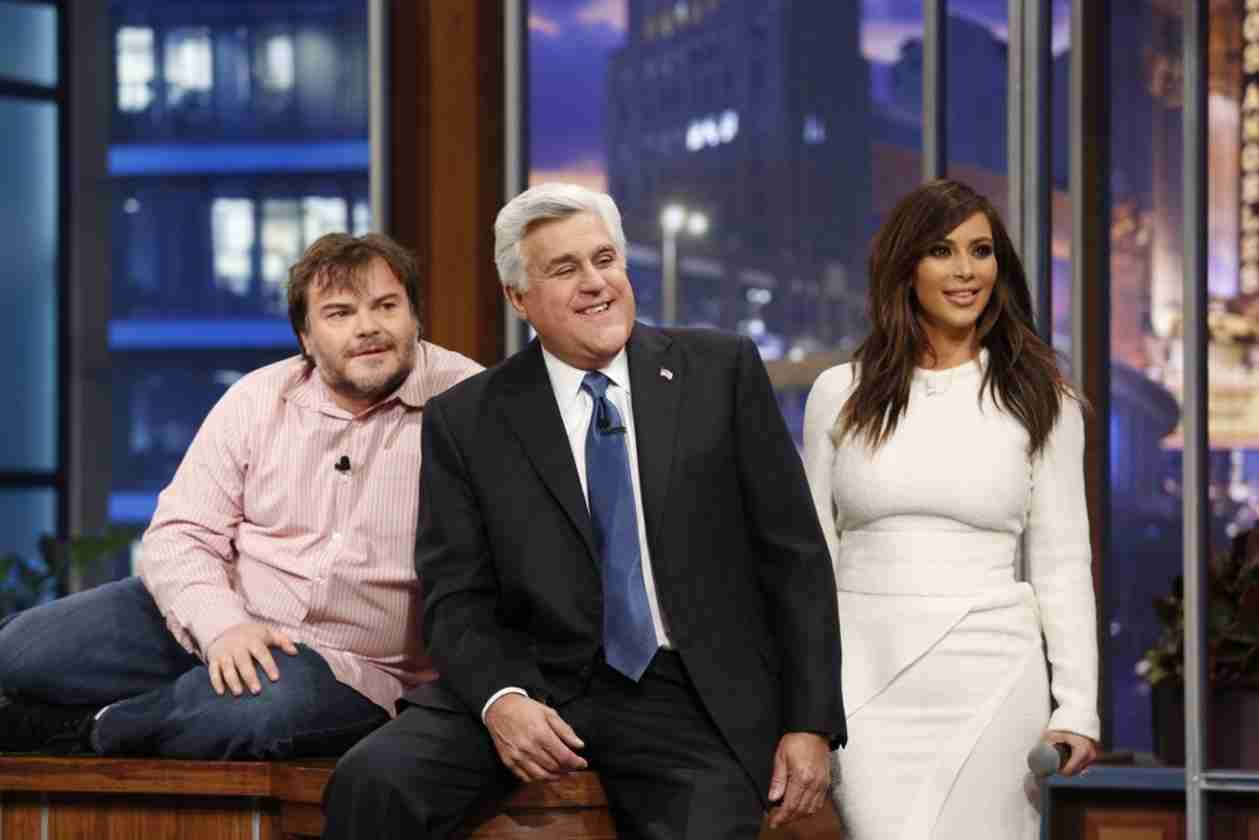 Kim Kardashian Sings For Jay Leno's Farewell — How Did She Do? (VIDEO)