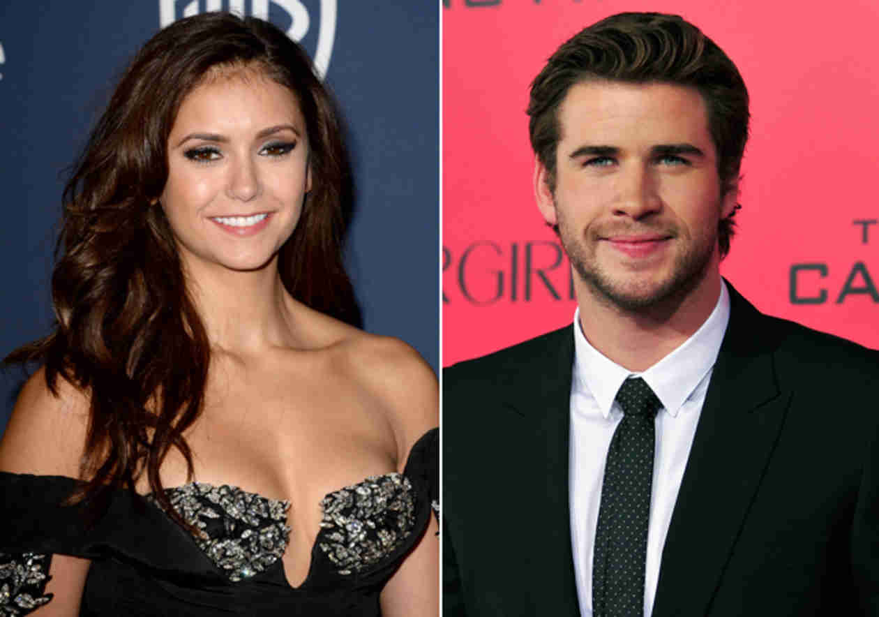 Nina Dobrev Spotted With Liam Hemsworth at Atlanta Bar (PHOTO)
