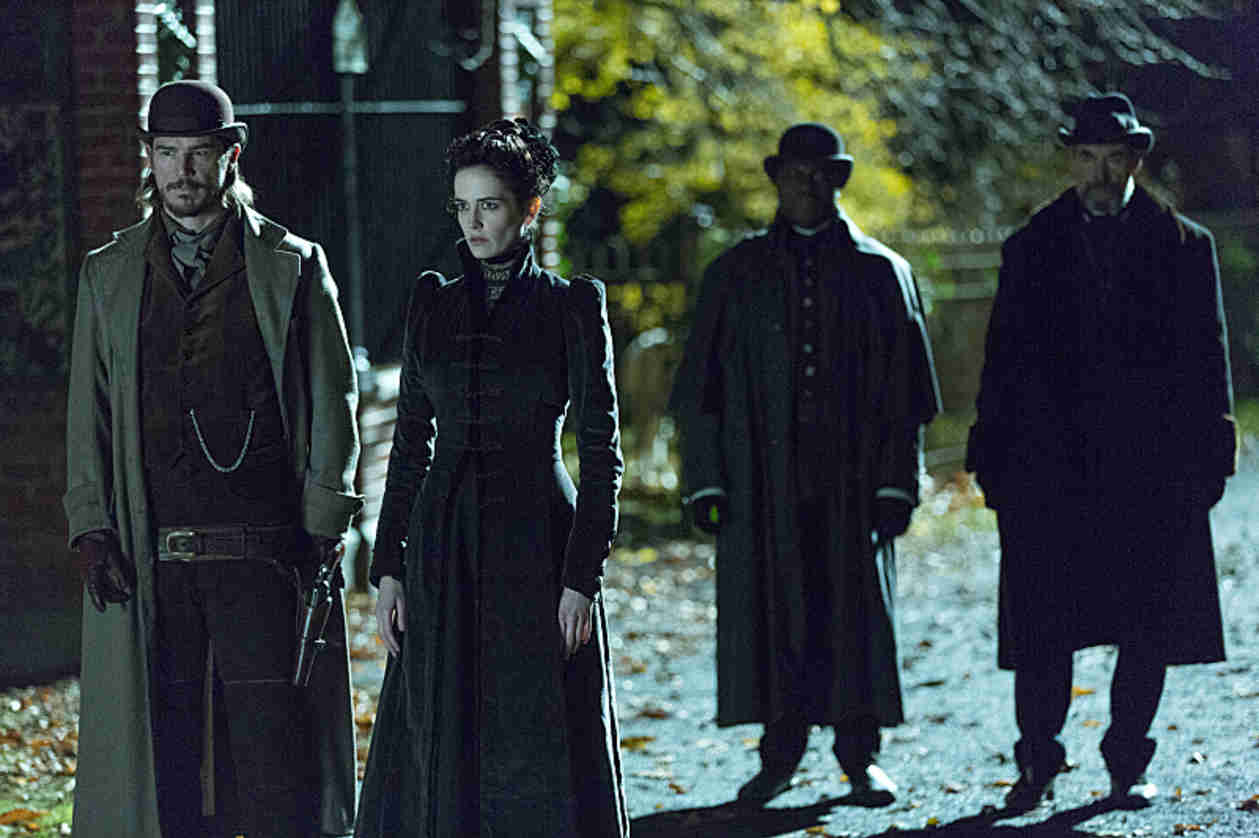 Showtime's Penny Dreadful Trailer — Monsters, Sex, Josh Hartnett, Oh My! (VIDEO)