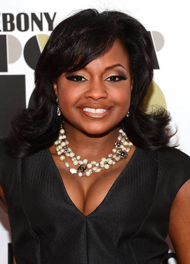 Phaedra Parks Shows Off Her Real Hair (PHOTO)