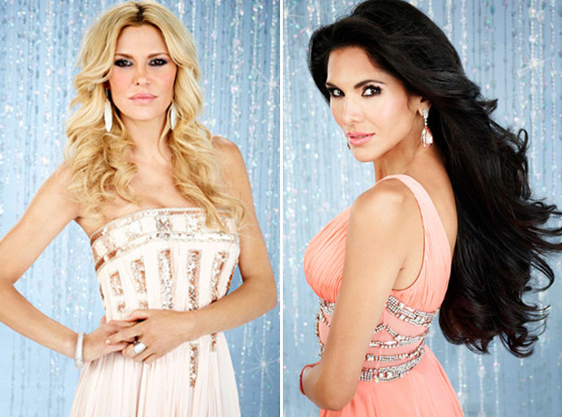 "Brandi Glanville Calls Joyce Giraud a ""Little Anorexic Chihuahua"" — Joyce Responds! (VIDEO)"