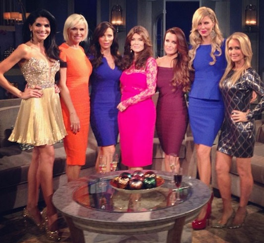 Which Beverly Hills Housewife Looked the Best at the Season 4 Reunion? (PHOTO)