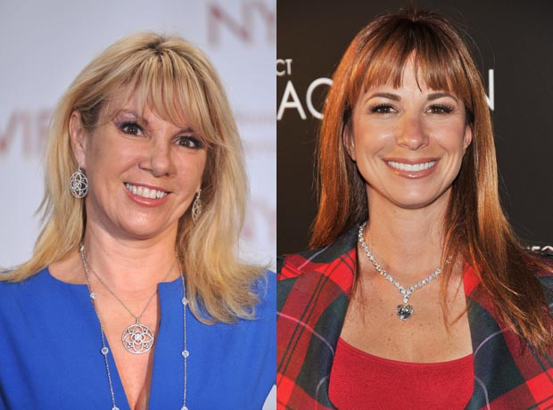 "Jill Zarin Considers Ramona Singer a ""Frenemy,"" Not a Friend"
