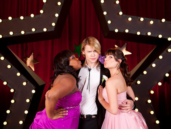 Glee Spoiler: Sam and Mercedes to Share Scenes — Should They Hook Up?