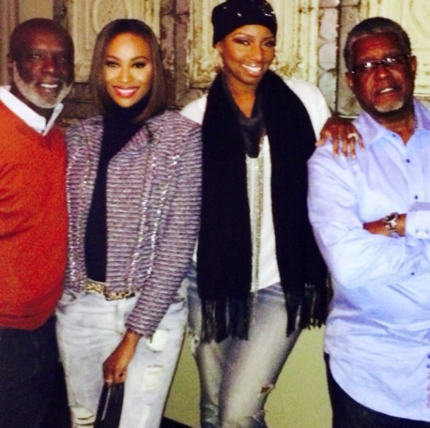 NeNe Leakes and Peter Thomas Face Off Over Kenya Moore — What's NeNe's Issue? (VIDEO)