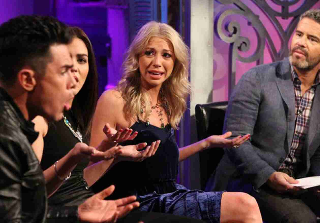 Jax Cries for Stassi — Sneak Peek of Vanderpump Rules Season 2 Reunion, Part 1